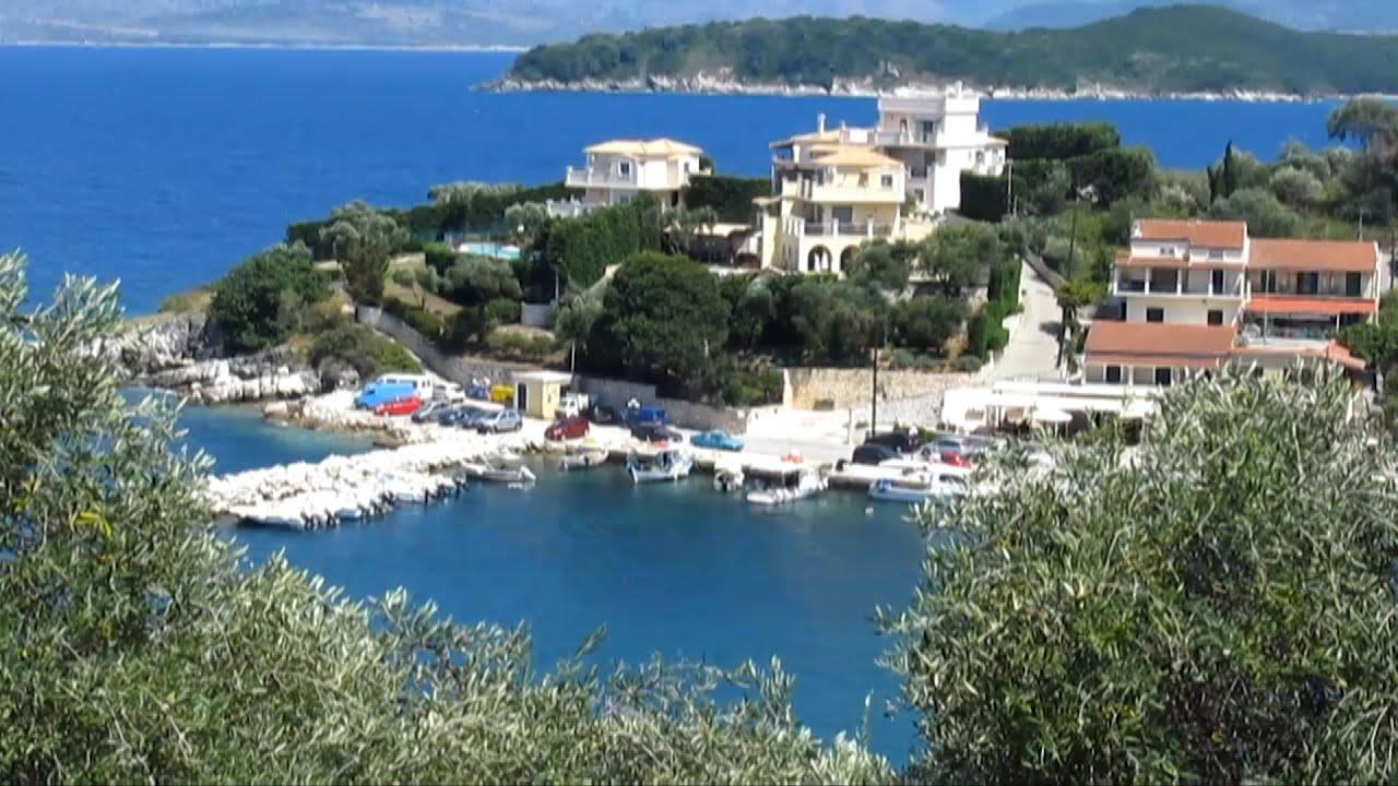 Kassiopi Corfu Greece - YouTube