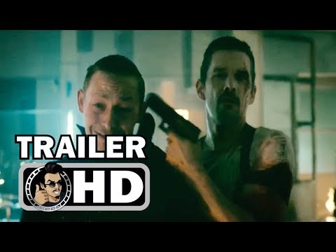 24 HOURS TO LIVE   2017 Ethan Hawke Action Movie HD