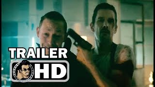 24 HOURS TO LIVE Official Trailer (2017) Ethan Hawke Action Movie HD