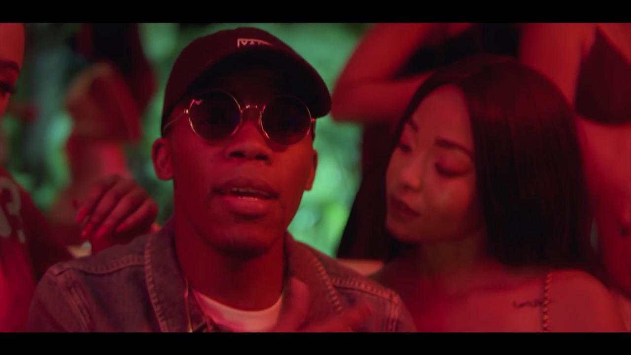 Tellaman - S.A.P Feat.  Nasty_C & Da Les (Official Music Video)