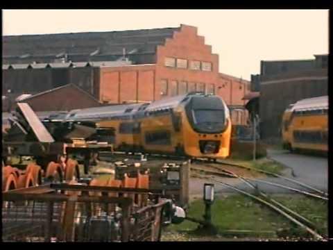 Euro Rails 5 - Nieuw NS Materieel bij Talbot