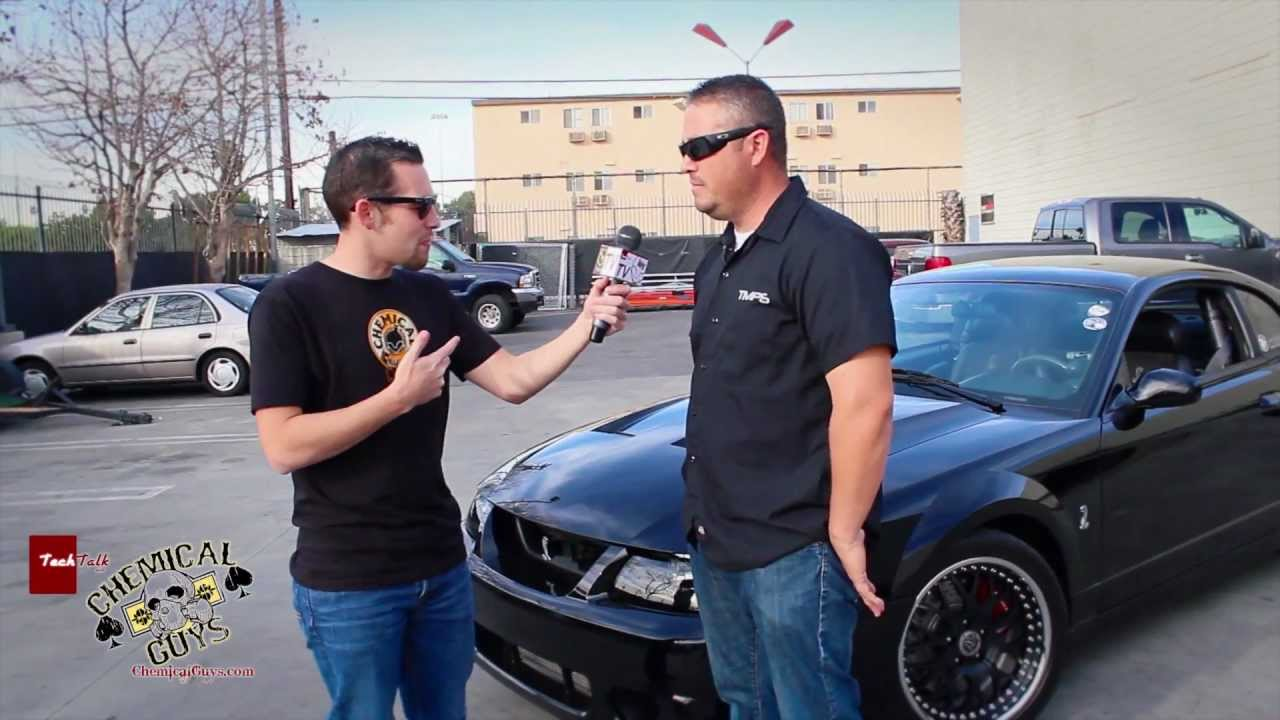 Eric The Car Guy On Youtube: Customer Interview: Eric's 2004 Mustang Cobra 680HP