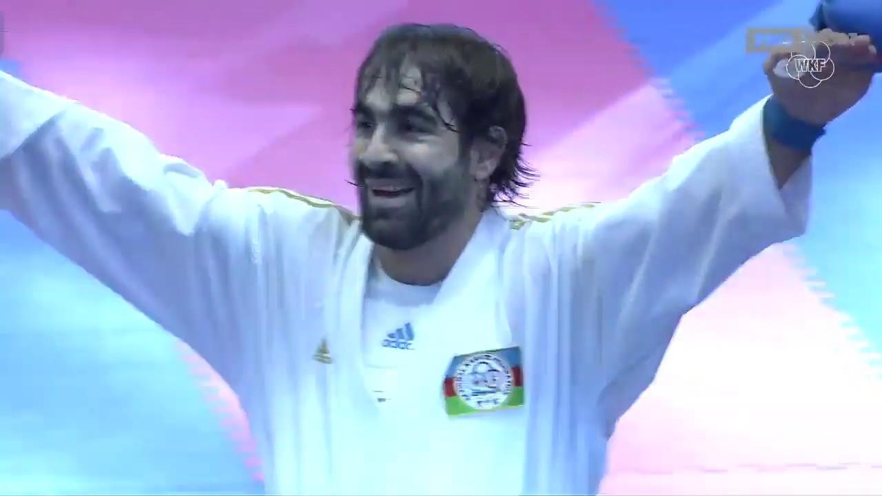 Karate1 Dubai 2020 / Aghayev-Busa : the backstage of their final / les coulisses de leur finale