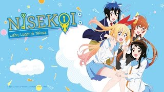 Nisekoi : - 2. Staffel (Anime-Trailer)