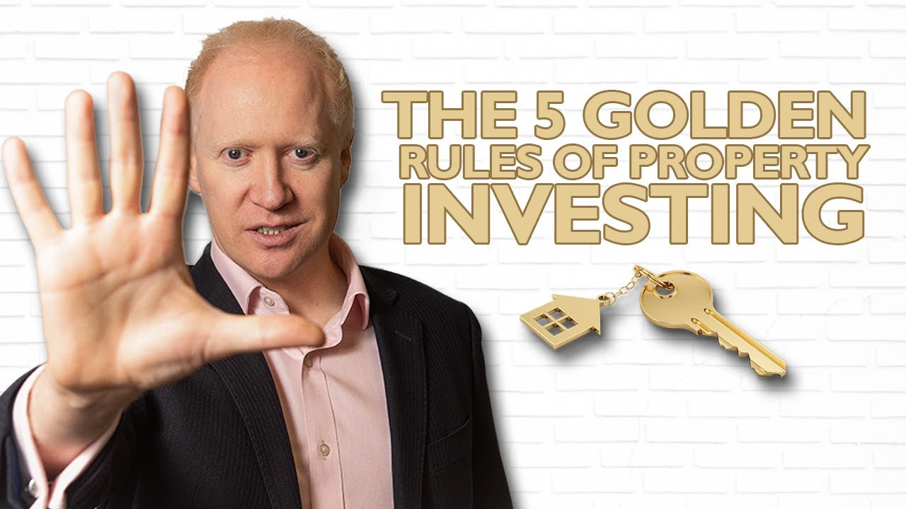 SIMON ZUTSHI | 5 GOLDEN RULES OF PROPERTY INVESTMENT