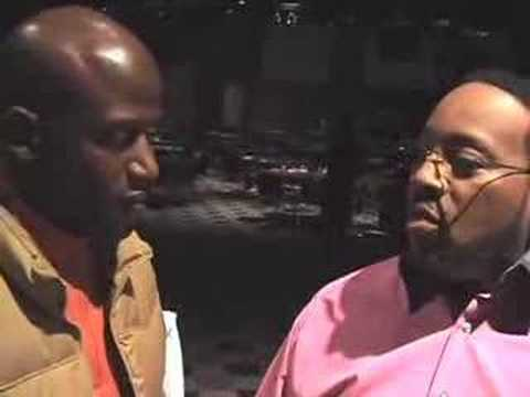 The Marvin Sapp Live Recording - Behind The Scenes