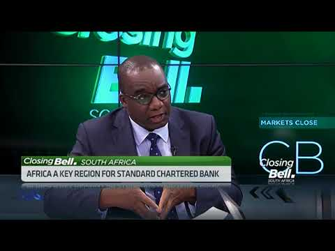 Why Africa remains a region for Standard Chartered Bank
