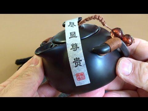 OMyTea Quick Cups Portable Travel Kungfu Tea Set