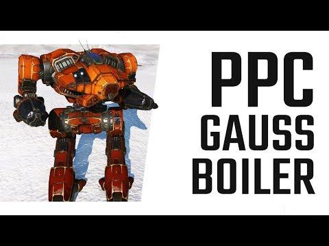 PPC + Gauss Boiler - Supernova Sniper Build - Mechwarrior Online The Daily Dose #781
