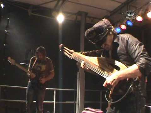 The Famous Unknowns Live in Ludwigsburg -  Light of Day - Carlos Vamos - Lindsay Buckland