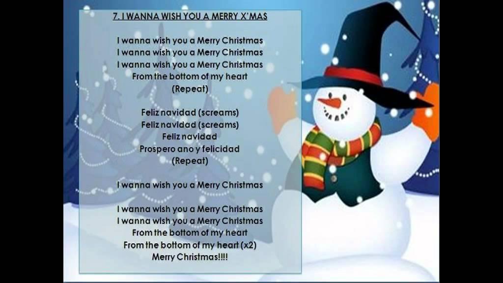 I Wanna Wish You A Merry Christmas.7 I Wanna Wish You A Merry Xmas Avi