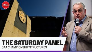 THE SATURDAY PANEL | GAA fixture decision - Nickey Brennan and Kevin O'Donovan screenshot 2
