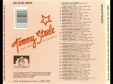 Tommy Steele - The R & R Years