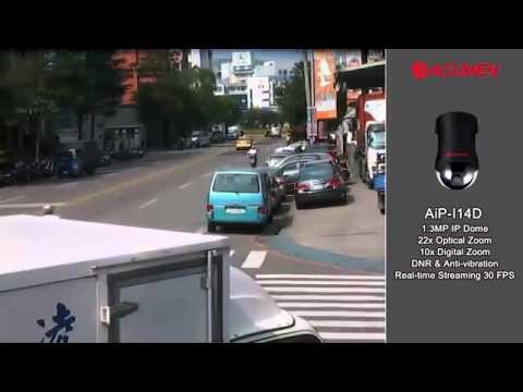 1 3 MP Speed Dome IP Camera from Ai ACUMEN   Скоростные AiP камеры 1,3 МП 2