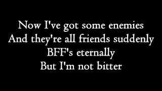 Jonas Brothers - Much Better (Lyrics on Screen)