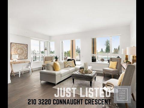Edgemont Village Dream Condo - 210 3230 Connaught Crescent
