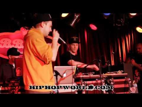 DJ Dysfunkshunal & Fatty K at BB King New York Cit...