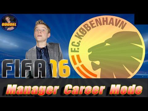 FIFA 16 | FC Copenhagen Career Mode #1: TACTICS! [ FCK Manager Career Mode PS4 / Xbox One Gameplay