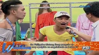 Wowowin: Funniest videos in Bigyan ng Jacket