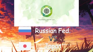 Osu Taiko World Cup 2016 Group Stage Group F Russia Vs Japan