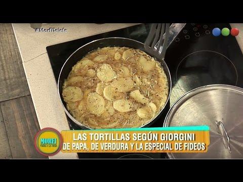 Tortillas: el secreto que te cambia la vida - Morfi