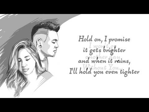Without You - AJ Rafael ft. Moira dela Torre (LYRICS)