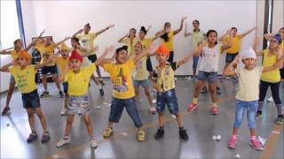 jagga jasoos galti se mistake kids dance fun video the dance mafia