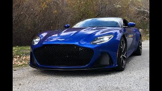 2020 Aston Martin DBS Superleggera - Just the Noise