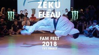 Zeku vs. Fleau [Finals] // .stance // Fam Fest 2018