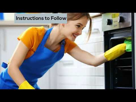 Eco friendly Ways to Clean Your Oven