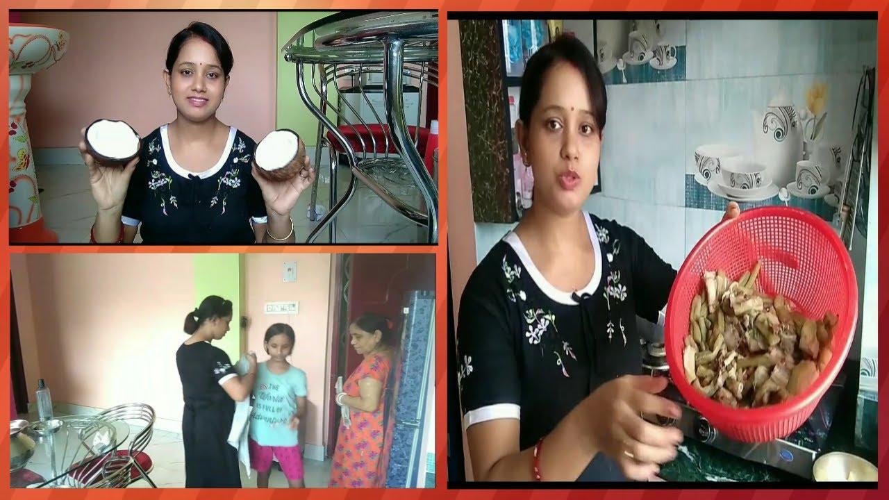Bengali Vlog #  Husband এর জন্য এই রান্নাটা আমি কোনদিনই করতে পারিনা