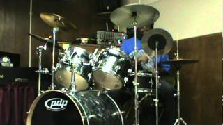 "Drum Cover : ""The Instrumental"" By Lupe Fiasco ft. Jonah Matranga"