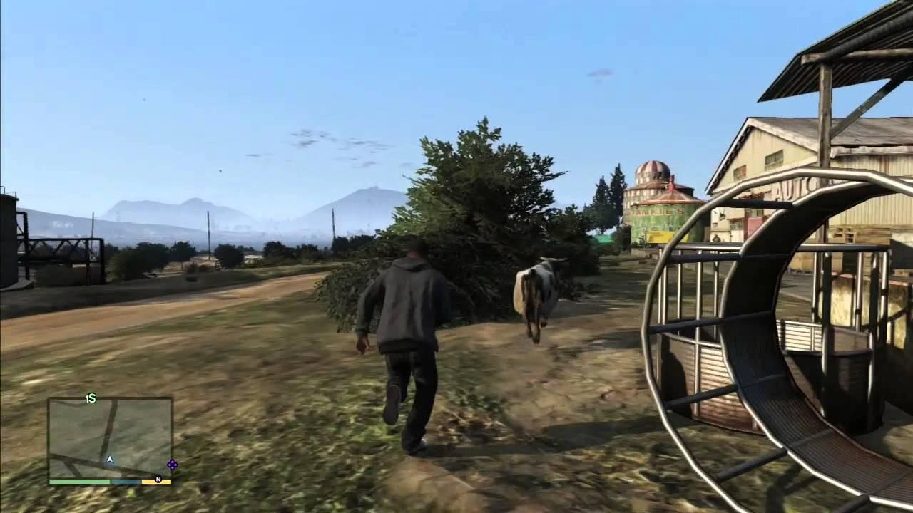 gta5 the farm incident