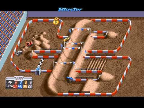 Super Off Road (GEN) - Vizzed.com GamePlay