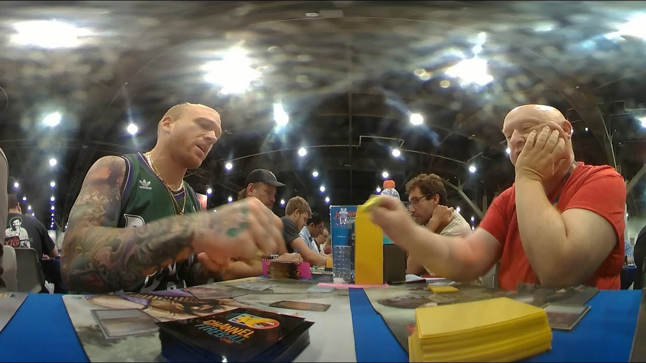 015cd434 A 360° Look at Seahawks DE Cassius Marsh Playing 'Magic: The ...