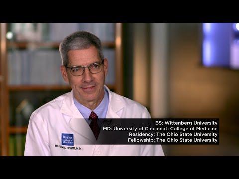 Meet Dr. William E. Fisher – Houston Pancreas Surgeon