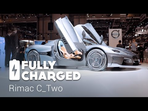 Rimac C_Two | Fully Charged