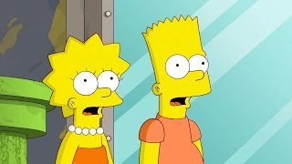 ����������� The Simpsons Game � ��������� ����� 6 - ������� �������
