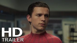 Spider-Man Far From Home (2019) - New Trailer Tom Holland Movie Concept