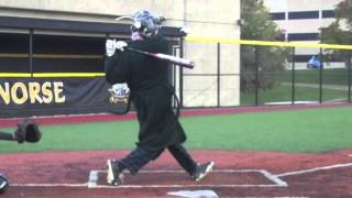Northern Kentucky University Baseball Halloween Game