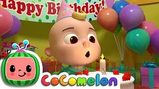 Happy Birthday Song | CoCoMelon Nursery Rhymes & Kids Songs Video