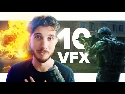 Top 10 Hollywood VFX You Can Do Yourself With Adobe After Effects ~ Kriscoart