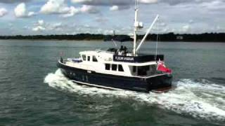 Privateer 52 from Motor Boat & Yachting