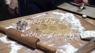 How To Make German Anise Christmas Cookies