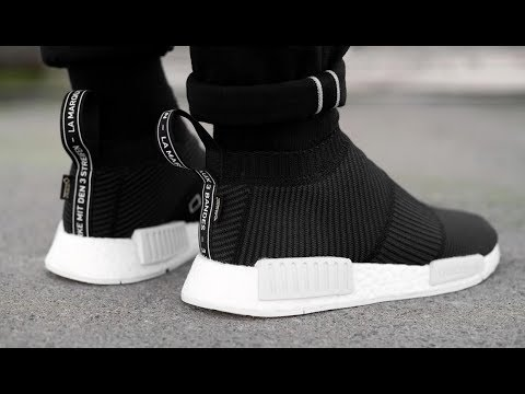 839f354b332ac ADIDAS NMD CS1 GTX PK - BY9405 - MATE - YouTube
