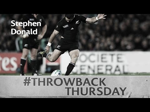 The biggest kick in Rugby World Cup history?