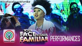 Your Face Sounds Familiar: Maxene Magalona as Missy Elliot -