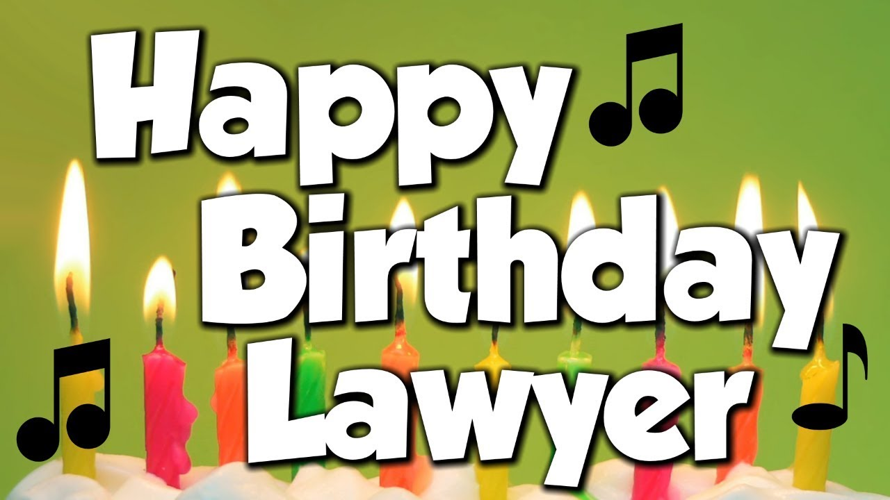 Attorney Funny Birthday Cards