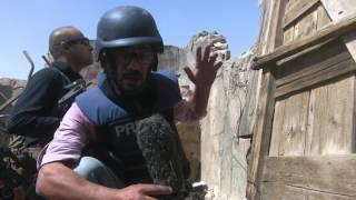 بي بي سي تزور موقع جامع النوري والمنارة الحدباء بعد تفجيرهما