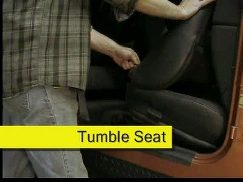 Moving Passenger Seat Forward In A Jeep Wrangler